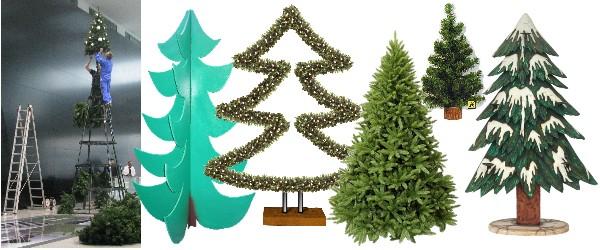 Künstlicher Weihnachtsbaum Für Aussenbereich.Künstliche Weihnachtsbäume